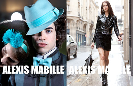 Shooting Alexis Mabille
