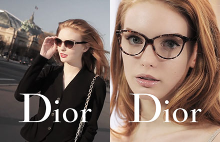Dior Eyewear Collection